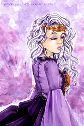 Color Series: Purple by Gezusfreek