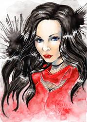 Scarlet Commission by Gezusfreek