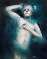 Jack Frost . Under the Moonlight by phoenixleo