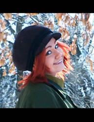 Anastasia cosplay 'look video' by GrangeAir