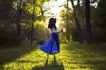 Gypsy girl by GrangeAir
