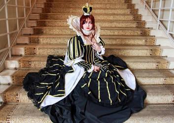 Queen Esther by GrangeAir