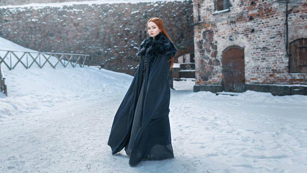 Winterfell by GrangeAir