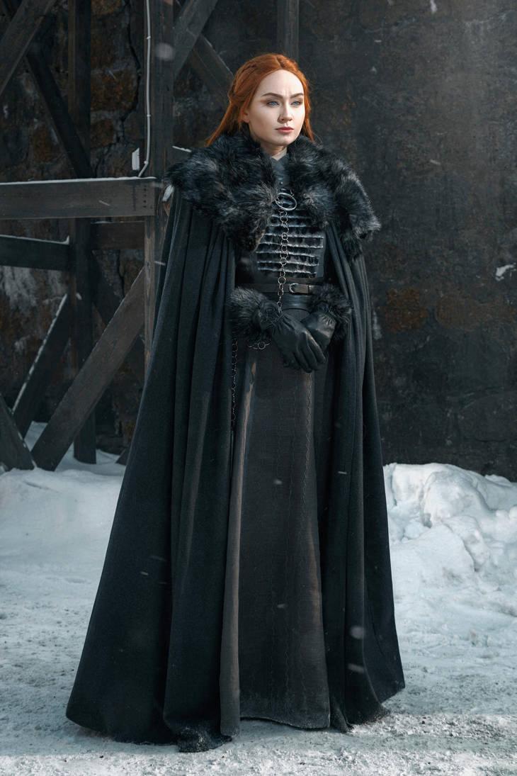 Lady Sansa by GrangeAir