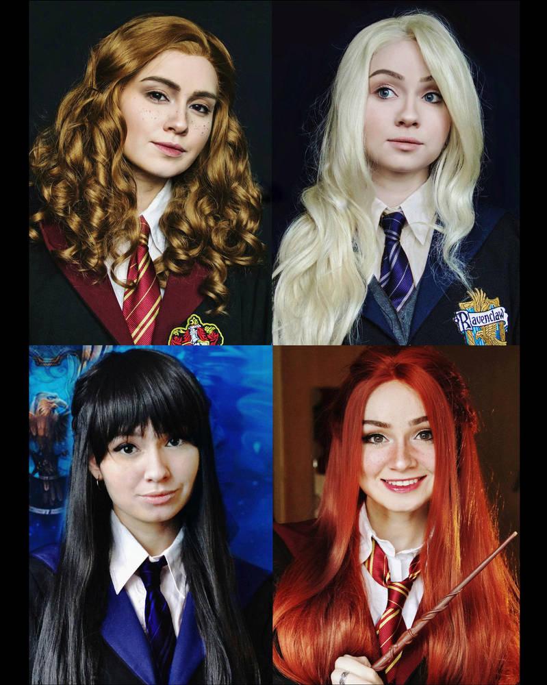 Creating my own Hogwarts by GrangeAir