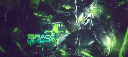 SPACE RAT by dogma696