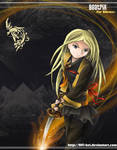 Beatrix for Silence- by llifi-kei