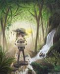 Going on a treasure hunt by llifi-kei