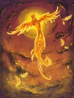 The second sun by llifi-kei