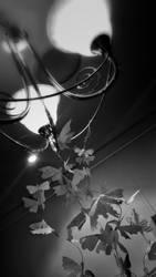 200 butterflies sculpture - part 4 by llifi-kei