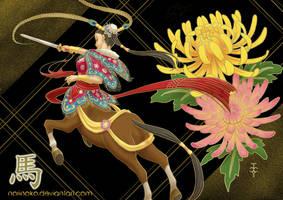 Year of The Horse by norinoko
