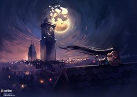 My time... by danielbogni