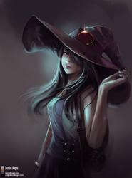 Rah Witch by danielbogni
