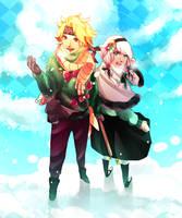 EE SS : Falling Snow by YenKin