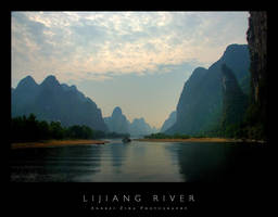 Lijiang River by Andrejz