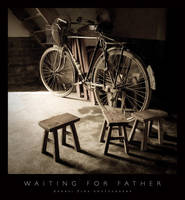 Waiting for father by Andrejz