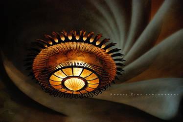 Sun Of Casa Batllo by Andrejz