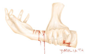 Self harm~ by dalloola1996