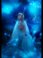 Gaia. The goddess of Earth. by NestraS