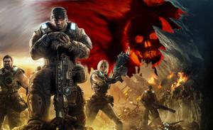 Gears Of War 3 Wallpaper by GhostR3x1