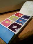 Sticker freebies by Arualsti