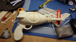 3D Printed Nuka Cola Gun Progress by Arualsti