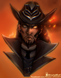 High Noon Lucian by Hinata1495
