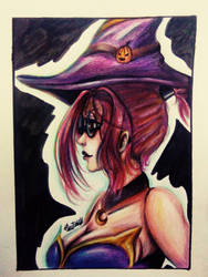 Bewitching Janna by Hinata1495