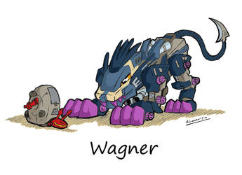 Wagner by Andrew-Genner