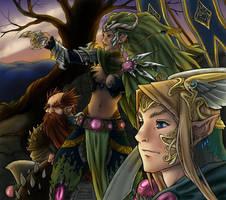 Dragon Eye Alliance, Daimida by MissingHorcrux