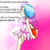 Everybody Loves Somebody by MikuMinku