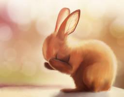 Bunny by xLilu