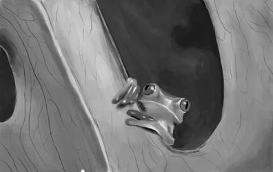 Froggy by xLilu
