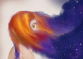 Stars on fire by xLilu