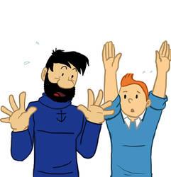 Hands up by pink-ninja