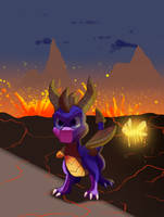 In The Ring Of Fire by pink-ninja