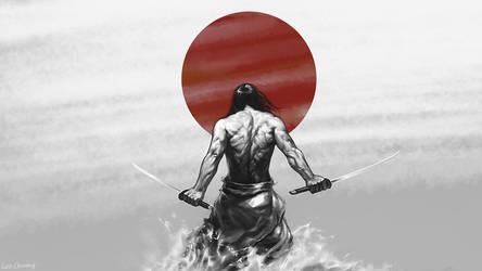 Samurai by gooloo0-o