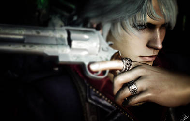 Nero_ Devil may cry 4 by YaninaJohnson