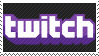 twitch tv stamp by cappydarn