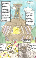 Bell comic page one by mayfirerose