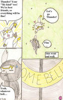 Bell comic page two by mayfirerose