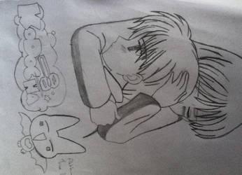 Kodocha Love by KawaiiKahou