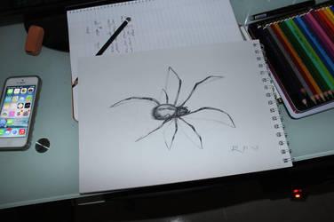 My 3D draw :) by DanteMallboro