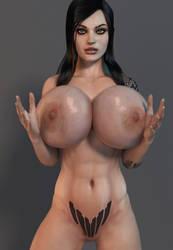 Agnes Shepard November nude set - skin alt by Mishai