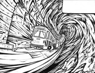 Birth of the MBTA by meerkos
