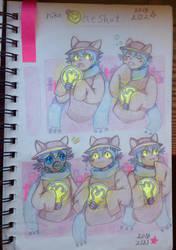 Niko from oneshot by TripleTartArt3