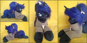 Princess Luna Plush by Burgunzik