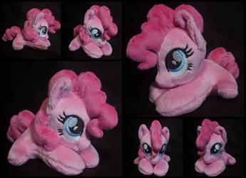 Plush Pinkie Pie by Burgunzik