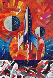 Rocket #99 by peterthorpe