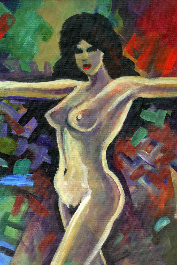Asheville Nude by peterthorpe